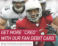 Cardinals Debit Card