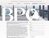 BPO Logo/Branding/Website Development WIP
