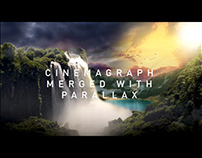 Cinemagraph and Parallax Effect