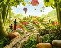 Carrefour Foodscapes