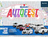 SUZUKI AUTOFEST 2017
