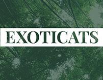 Exoticats | Catalog