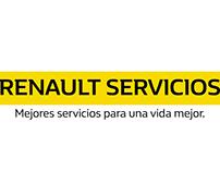 Renault Postventa Cuñas