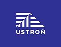 Ustroń — Logotype & Branding