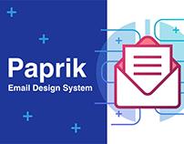 Mailplates: An E-mail Design System