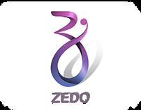 ZEDO Logo Redesigning