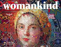Womankind magazine