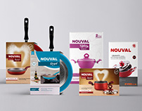 NOUVAL NON-STICK PACKING