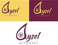 Logo Aysel Ornament