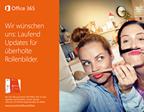 Office 365 // I Wish-Kampagne