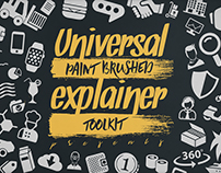 Universal Paint Brushed Explainer Toolkit
