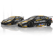 Official Renault Sport Fluence Super TC2000 Argentina -