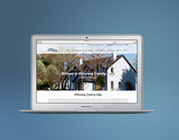 Ardvarney Country Lodge Website