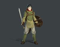 Chronos Main character
