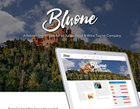 Bluone Food & Wine in Italy