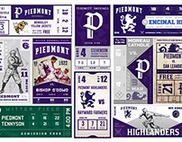 Piedmont Baseball Tickets