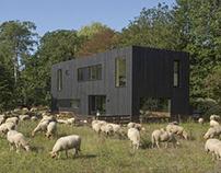 Four Seasons House by Joris Verhoeven Architectuur