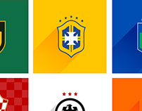 Fifa World Cup | Team Logos