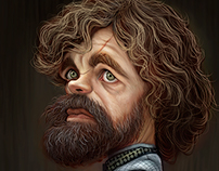 CARICATURAS JUEGO DE TRONOS/ GAMES OF THRONES