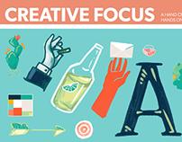 Custom Creative for New Advertising Brand