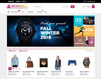 Big Best Deal Marketplace Magento Theme CE 1.9 & 2.0