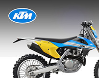 """KTM 2016 """"GS"""" Limited Edition"""