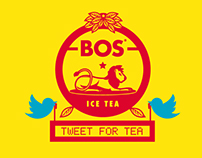 BOS ICE TEA - BEV