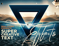 Super Creative Text Effects