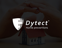 Dytect - Corporate identity
