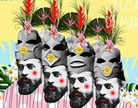 Collage / Gaudi