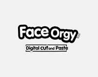 faceorgy — digital cut & paste