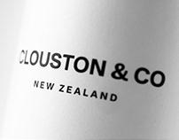 Clouston & Co | Identity