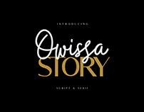 Owissa Story Typeface