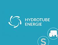 Hydrotube Energie - Identité - Web