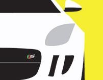 Illustration :2014 Jaguar F-Type