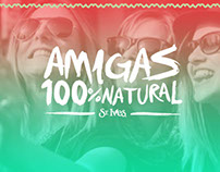 ST. IVES / AMIGAS 100% NATURALES