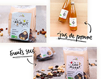 Potager City | Packagings