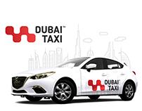 Dubai Taxi Rebranding