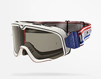 100% Racing Barstow Goggles