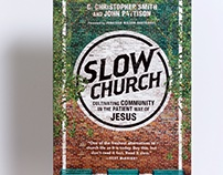 Slow Church Book Cover