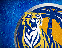 Tiger Beer - Infographics