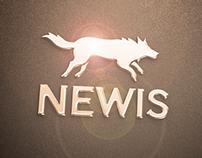 Logo e Identidade Visual - NEWIS