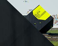 Black Box Ecuador: Branding & Exhibition Design