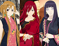 Anime Artworks