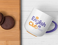 English Club | Logo Design