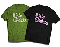 Dirty Ghosts T-Shirt
