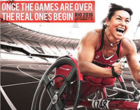 Canadian Paralympic Committee- #StillStanding