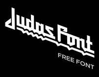 Judas - Free Font