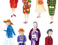 Fabulous Generation 時尚奶奶時代