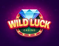 Wild Luck Casino for Viber - UI/UX